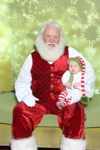 LB and Santa